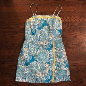 Lilly Pulitzer romper dress